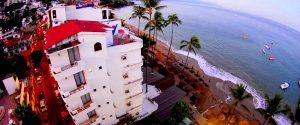Vista aerea hotel Emperador